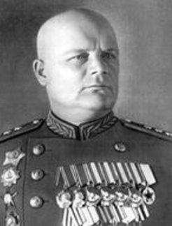 Генерал-полковник Голиков. 1943 г.