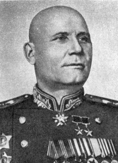 И.С. Конев. 1946 г.