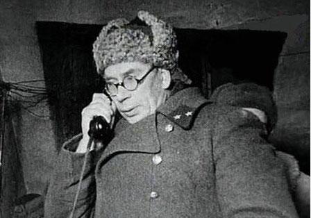 Генерал-майор Власов. 1942 г.