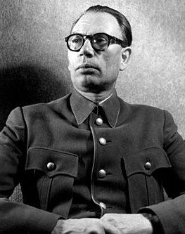 Власов в плену. 1942 г.