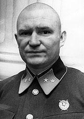 Генерал-майор Коротеев. 1941 г.