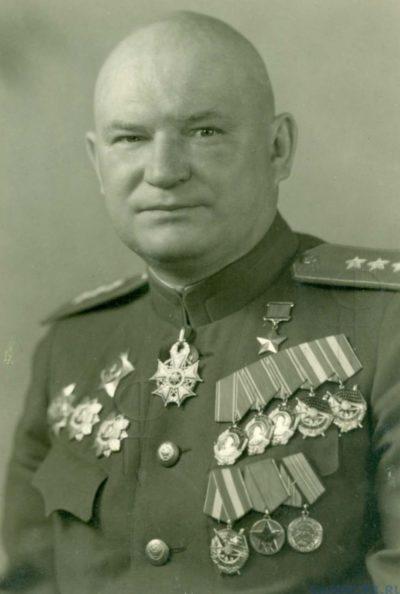 Коротеев. 1945 г.