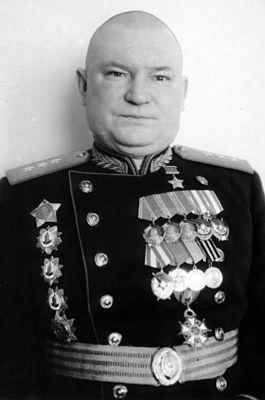 Генерал-полковник Коротеев. 1946 г.