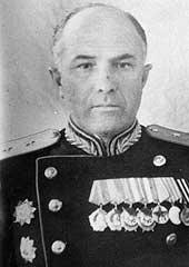 Генерал-лейтенант Коротков. 1946 г.