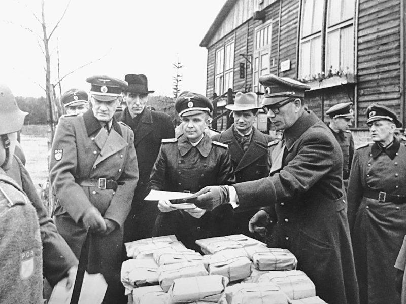 Власов в Дабендорфе. Июнь 1944 г.