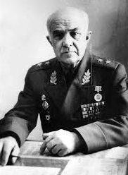 Генерал-лейтенант Коротков. Воронеж. 1982 г.