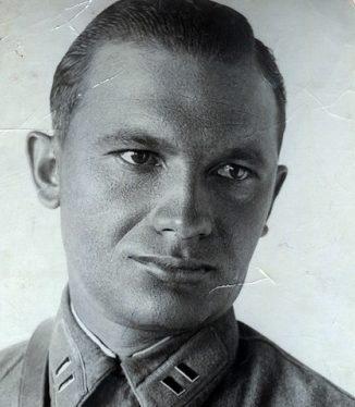 Подполковник Крейзер. 1938 г.