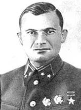 Генерал-майор Крейзер. 1941 г.