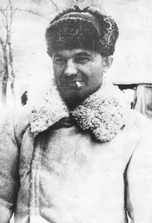 Генерал-майор Крейзер. 1942 г.
