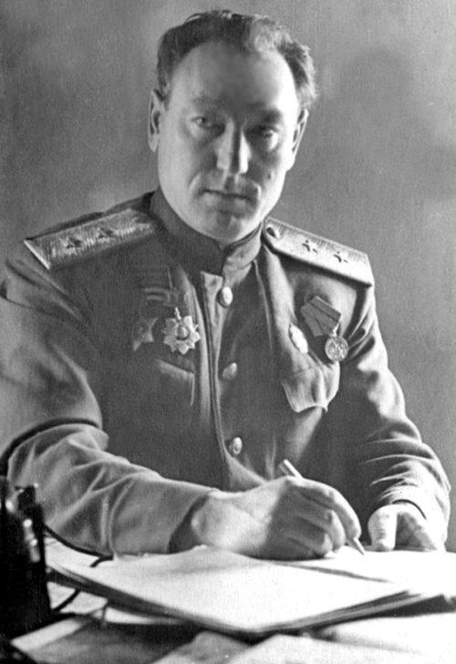 Бирюзов. 1943 г.