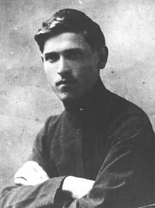 Воробьев. 1912 г.