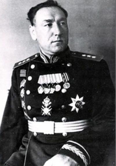 Генерал-полковник Бирюзов. Июль 1945 г.