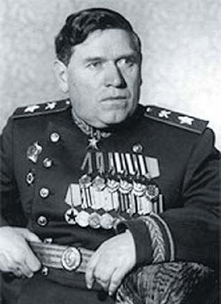 Воробьев. 1956 г.