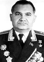 Генерал-полковник Крейзер. 1965 г.