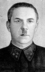 Комдив Ворожейкин. 1935 г.