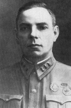 Полковник Крылов. 1940 г.