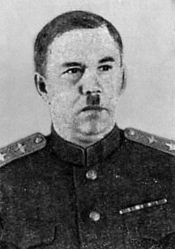Генерал-лейтенант авиации – Ворожейкин. 1943 г.