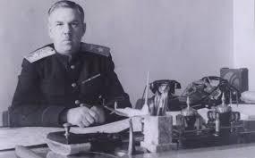 Маршал Ворожейкин. 1944 г.