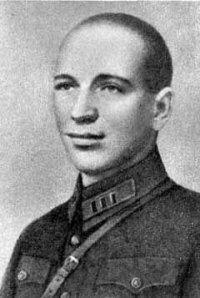 Николай Воронов. 1932 г.