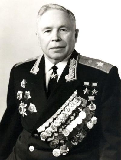 Богданов. 1950 г.
