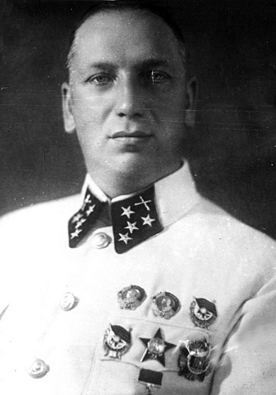 Воронов. 1940 г.
