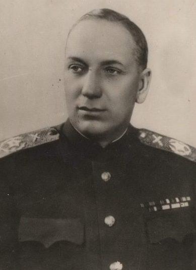 Маршал артиллерии – Воронов. 1944 г.