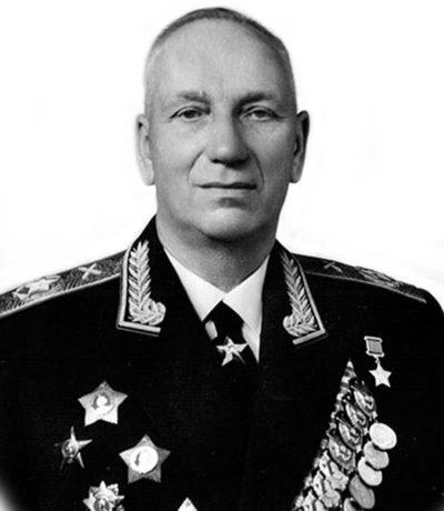 Воронов Главный маршал артиллерии. 1966 г.