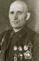 Генерал-майор Крюченкин. 1941 г.