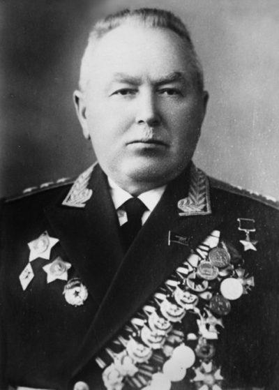 Генерал-полковник Кузнецов. 1964 г.