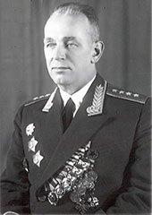 Генерал армии Курасов. 1972 г.