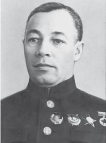 Кузнецов – капитан 1-го ранга. 1937 г.