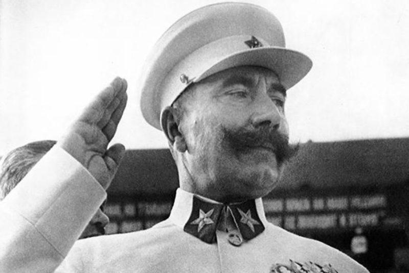 Буденный 1935 г.
