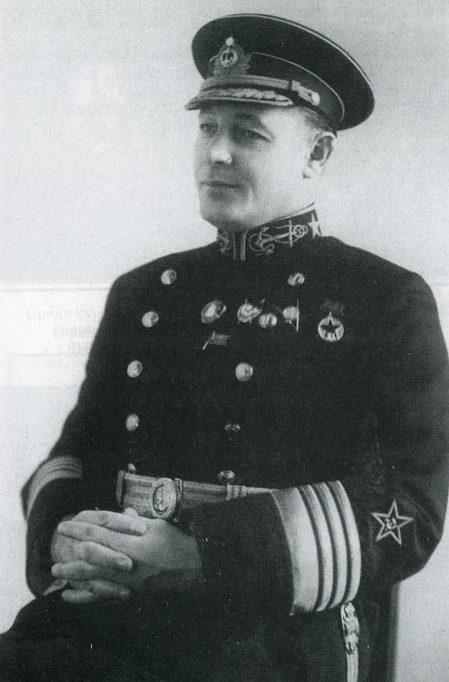 Кузнецов – адмирал. 1941 г.