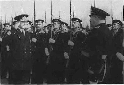 Адмирал Кузнецов. 1952 г.