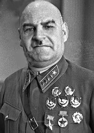 Кулик - командарм 1-го ранга. 1939 г.