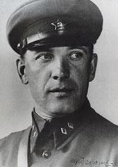 Комдив Курочкин. 1939 г.