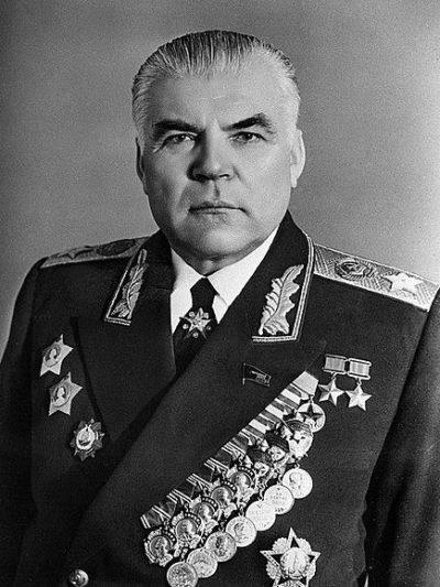 Малиновский Родион Яковлевич (22.11.1898—31.03.1967)