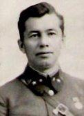 Генерал-майор- Харитонов. 1941 г.