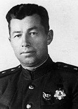 Генерал-лейтенант Харитонов. 1942 г.