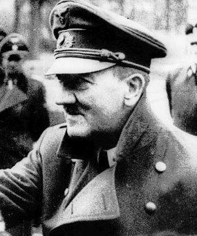 Адольф Гитлер. Последняя фотография.