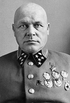 Генерал-полковник танковых войск Д. Г. Павлов. 1941 г.