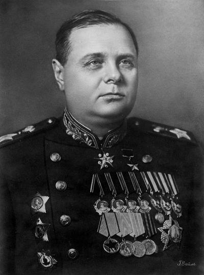 Мерецков Кирилл Афанасьевич (26.05.1897—30.12.1968)