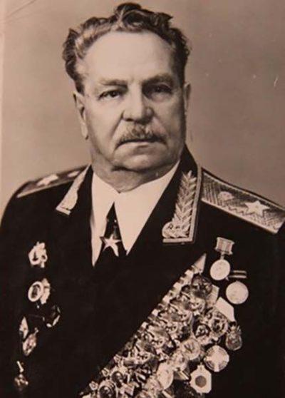 Тюленев Иван Владимирович (28.01.1892 – 15.08.1978)