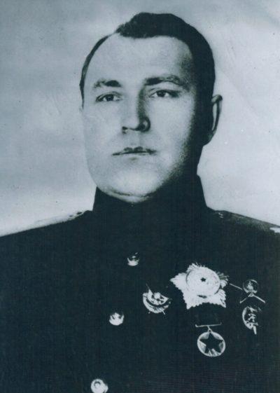 Генерал-лейтенант Хоменко. 1943 г.