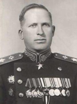 Маршал войск связи Пересыпкин. 1946 г.
