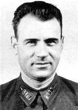 Командир эскадрильи М. Г. Мачин.