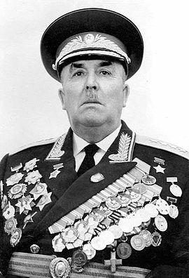 Федюнинский Иван Иванович (30.06.1900 – 17.10.1977)