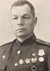 Генерал-лейтенант Симоняк. 1944 г.