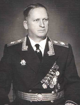 Пересыпкин И.Т. 1971 г.