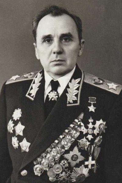 Москаленко Кирилл Семёнович (28.04.1902 – 17.06.1985)